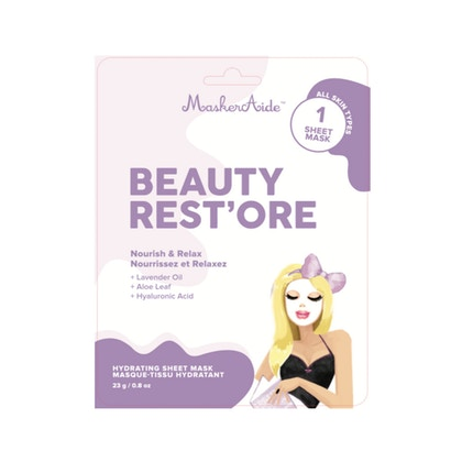 Masker-Aide Beauty Rest'ore Hydrating Sheet Mask  £3.50