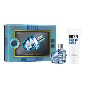 DIESEL ONLY THE BRAVE Eau de Toilette Gift Set for him