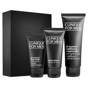 CLINIQUE FOR MEN DAILY OIL CONTROL Gift Set for him