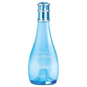 DAVIDOFF COOL WATER WOMAN Eau de Toilette for her