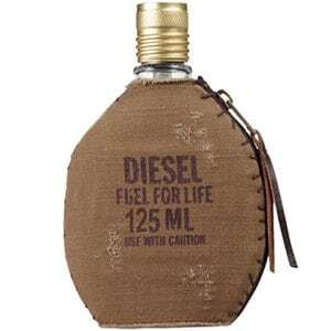 DIESEL FUEL FOR LIFE Eau de Toilette for him