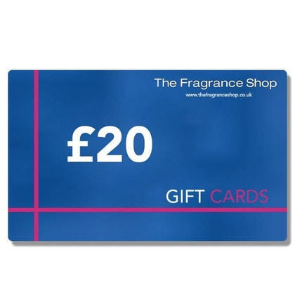 The Fragrance Shop Gift Card £20 Gift Card  £20.00