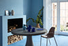 Interiors that sing the blues