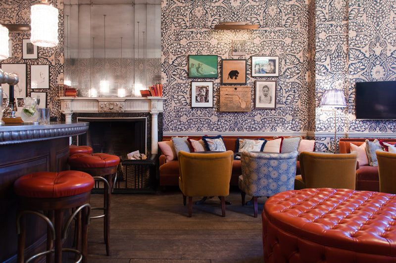 The style secrets of soho house and how to recreate them - How to design a home ...