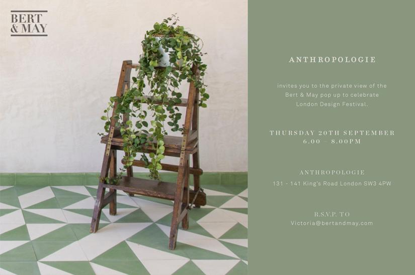 Bert & May Anthropologie
