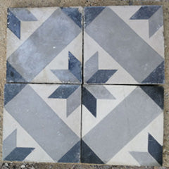 Reclaimed Mijas tile