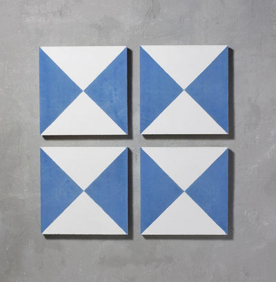 Blue Churriana Tile Tiles - Handmade