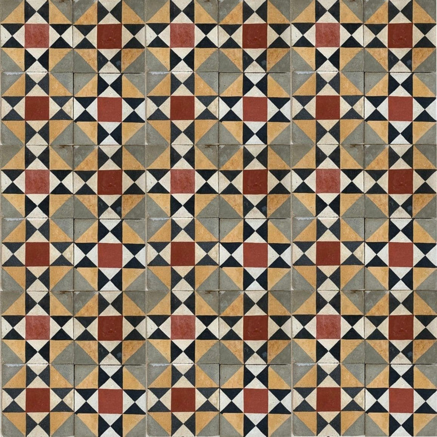 Burgos Reclaimed Tile 6 sqm lot Tiles - Reclaimed