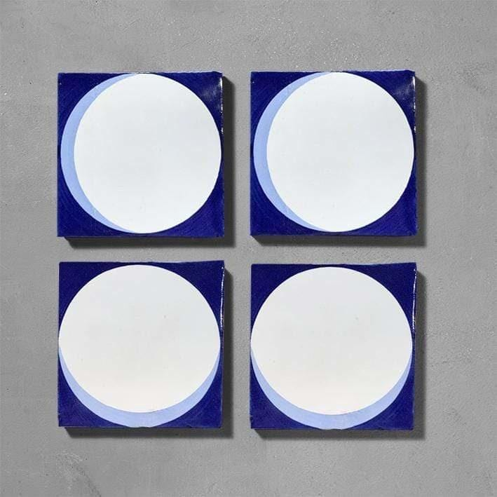 Coimbra Glazed Square Tile Tiles - Glazed