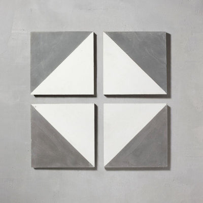 Grey Alalpardo Tile Tiles - Handmade