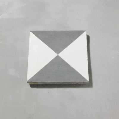 Grey Churriana Tile Tiles - Handmade