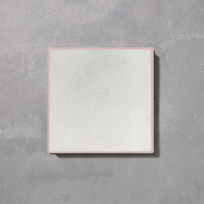 Grid 01 Inverse Blush Tile Tiles - Handmade