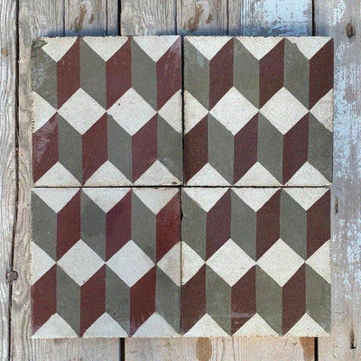 Guarda Reclaimed Tile 14.4 sqm lot Tiles - Reclaimed