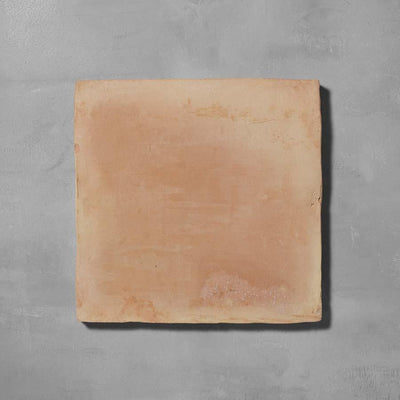 Handmade Square Terracotta Tile Large Tiles - Handmade