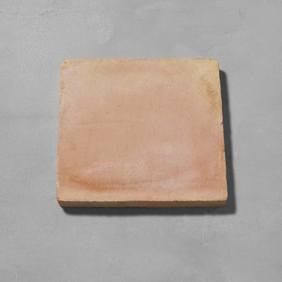 Handmade Square Terracotta Tile Tiles - Handmade
