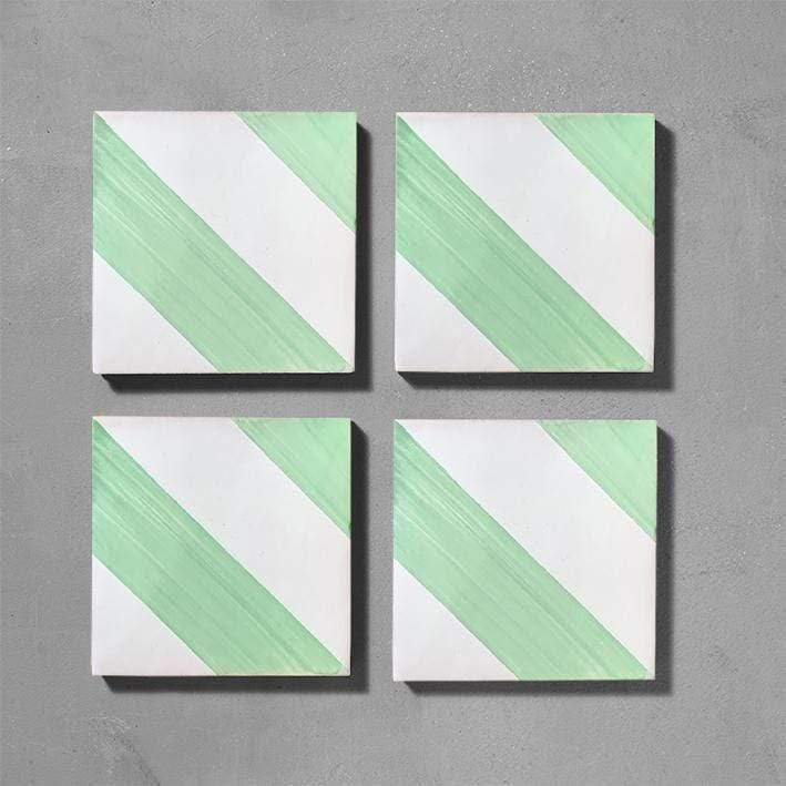 Bahia V Glazed Square Tile Tiles - Glazed