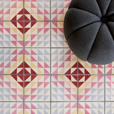 Soho House Berlin Tile Tiles - Handmade