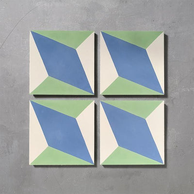 NEW Soho House Redchurch Street Tile Tiles - Handmade