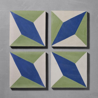Soho House Redchurch Street Tile Tiles - Handmade