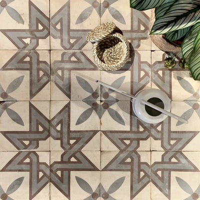 Spello Reclaimed Tile 4.6sqm sqm lot Tiles - Reclaimed