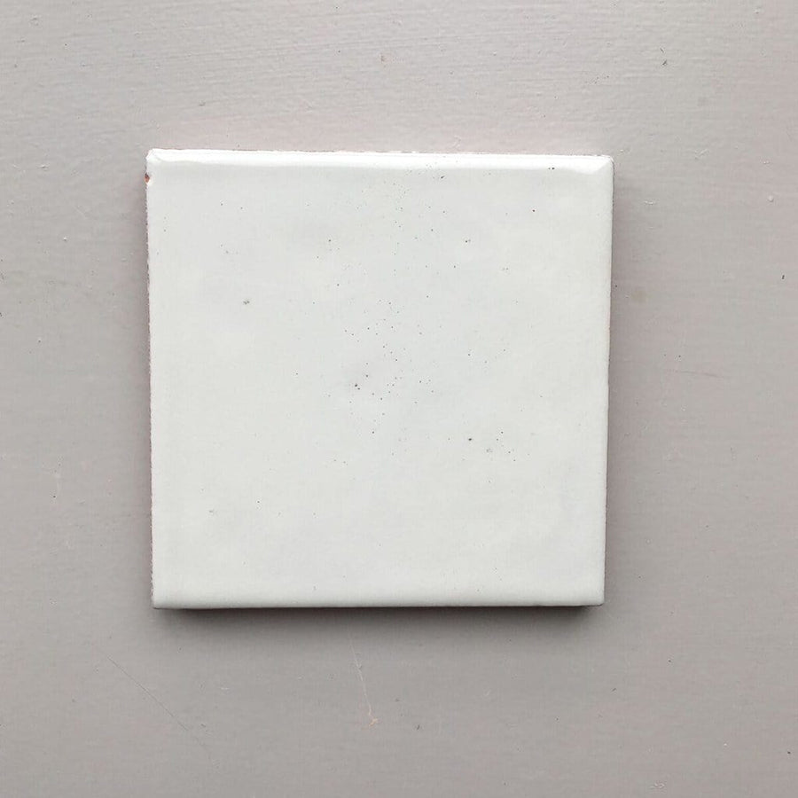 White Square Bejmat Tile 7sqm Lot Tiles - Glazed