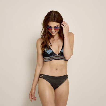 Monica Triangle Swimlette | From Pretty Mi