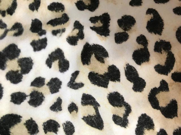 Swimwear Wild Cat Suit CREAM PRINT MULTI / S