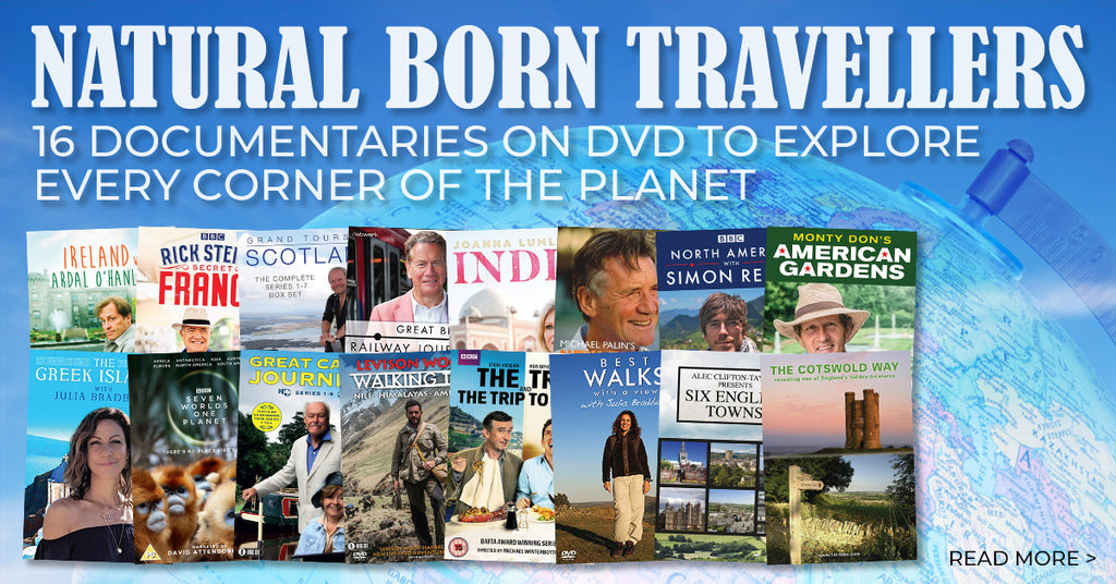 Natural Born Travellers – 16 documentaries on DVD to explore every corner of the planet