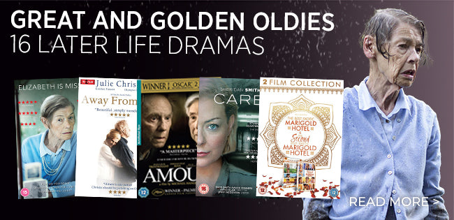 Great and Golden Oldies – 16 later life dramas