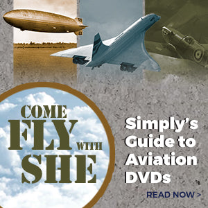 Come Fly With SHE - 6 Awesome Aviation DVDs