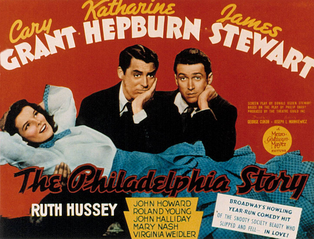 Hollywood Heaven: The story of The Philadelphia Story