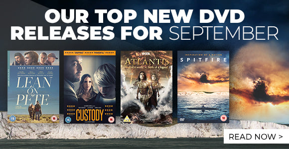 13 of the Hottest New Releases in September. What's Keeping You?