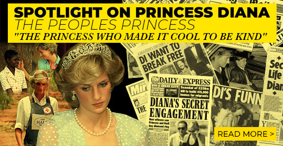 Remembering the Princess who made it cool to be kind, 21 years after the death of Princess Diana