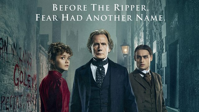 The Limehouse Golem, starring Bill Nighy – win a DVD copy!