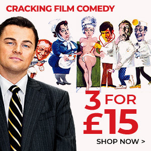 Cracking Film Comedy 3 for £15
