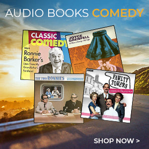 Comedy Audiobooks