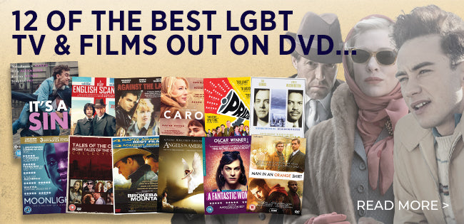 LGBT DVDs at Simply Home Entertainment
