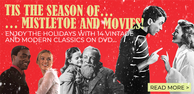 Christmas DVDs at Simply Home Entertainment