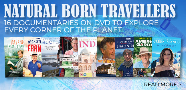 Natural Born Travellers on DVD at Simply Home Entertainment