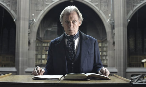 Limehouse Golem, by Peter Ackroyd, starring Bill Nighy