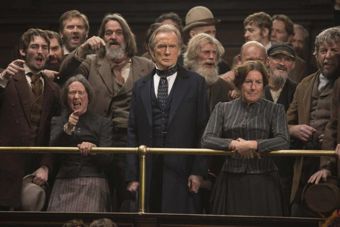 Limehouse Golem, starring Bill Nighy