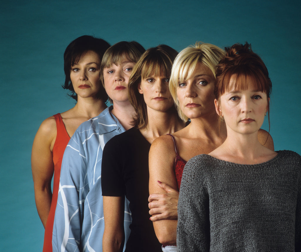Real Women | Susan Oudot | BBC | BBC Drama | Coronation Street | Gwyneth Strong | Pauline Quirke | Frances Barber | Lesley Manville | Phil Davies
