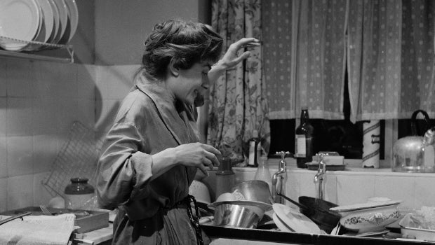 Anthony Quayle And Sylvia Sims Star In This 1950s British Drama About  Marital Strife. Fed Up With His Wife Amy (Yvonne Mitchell)u0027s Frumpy  Appearance And Bad ...