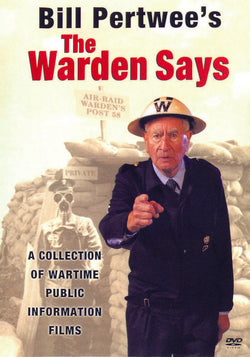 Bill Pertwee's The Warden Says (DVD).CoverIMG
