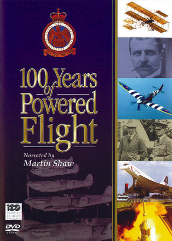 100 Years of Powered Flight (DVD).CoverImg