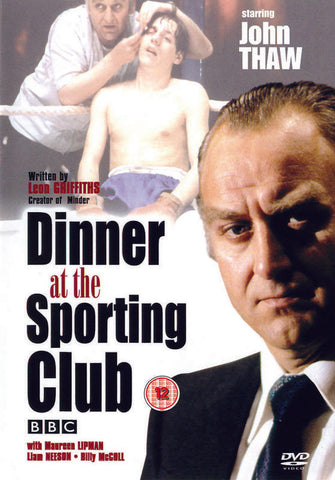 Dinner at the Sporting Club (DVD) [1978].Cover Image