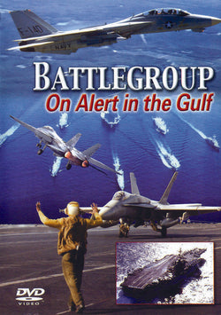 Battlegroup On Alert in the Gulf (DVD).CoverImg