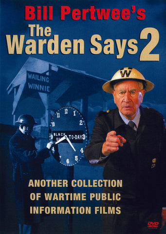 Bill Pertwees The Warden says 2 (DVD).CoverImg