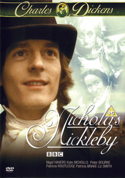 Nicholas Nickleby (DVD).Cover Image