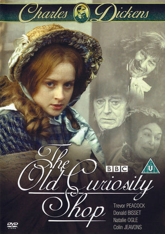 The Old Curiosity Shop (DVD).Cover Image